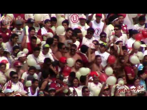 Video - C.Vallejo vs UNIVERSITARIO - TRINCHERA U NORTE - Copa Del Inca 2015 - Trinchera Norte - Universitario de Deportes - Peru