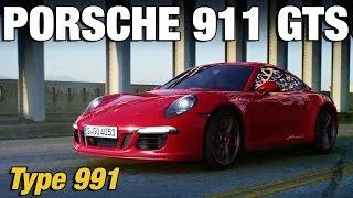 ► 2015 Porsche 911 GTS