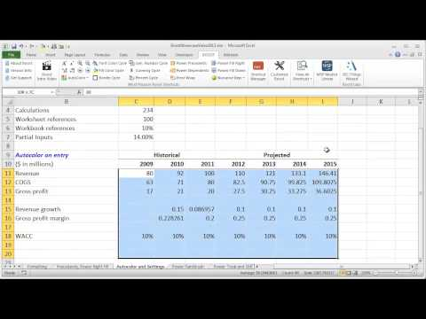 Boost: Excel Add-In for Finance Professionals