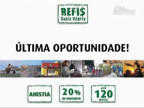 Prefeitura de Santa Vitória do Palmar, Refis, 2009