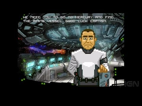 Star Command - 20 more minutes of Star Command! http://bit.ly/146DMBd Watch Justin and Anthony try and (spoilers!) fail to fight off an alien boarding party on the USS Intr...