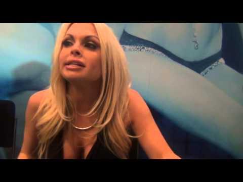 2014 AEE Las Vegas Mega Babes Jesse Jane  Jessica Drake Tasha Reign