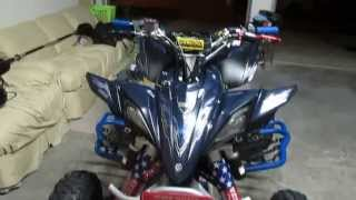 4. New Quad! 2013 Yamaha Yfz450r Special Edition