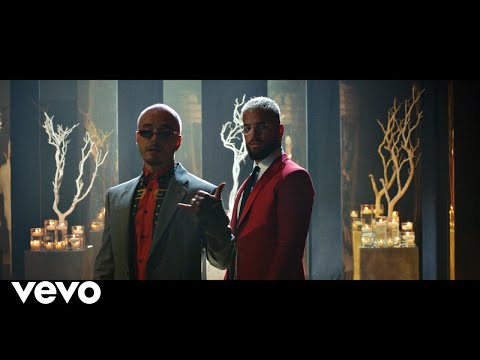 Maluma, J Balvin - Qué Pena (Official Video)
