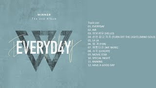 Video [Full Album] WINNER – EVERYD4Y (Album) MP3, 3GP, MP4, WEBM, AVI, FLV September 2018