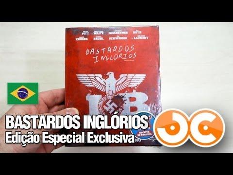[Blu-ray] Bastardos Inglórios: Edição Exclusiva (Brasil)