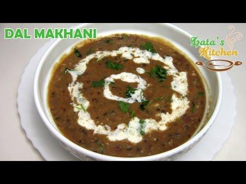 Dal Makhani Recipe — Punjabi Indian Vegetarian Recipe Video in Hindi with English Subtitles