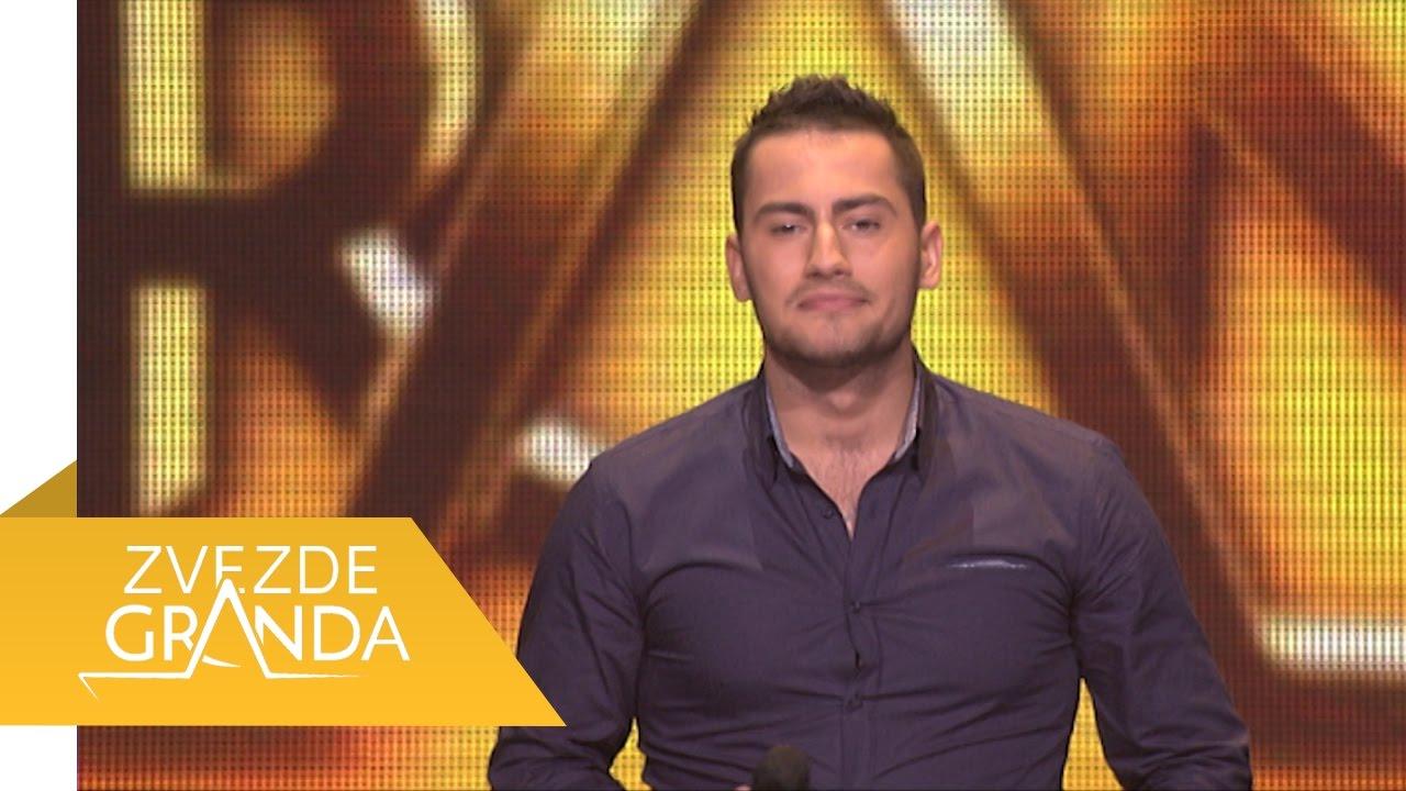 Stefan Arsenijević – Ja bez tebe nisam ja i Meni je s' tobom sreća obećana – (29. 10.) – šesta emisija
