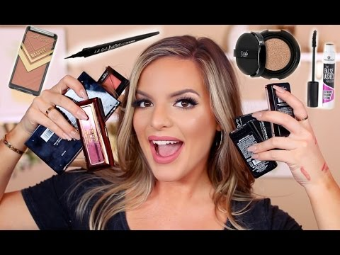 HUGE Drugstore Haul! & Some Hits and Misses | Casey Holmes