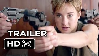 Nonton Insurgent Official Trailer   Fight Back  2015    Shailene Woodley Divergent Sequel Hd Film Subtitle Indonesia Streaming Movie Download