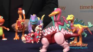 Dino Train Interactive Figures