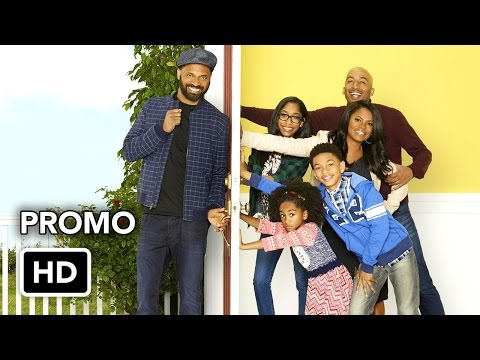 "Uncle Buck (ABC) ""3 Juveniles, 1 Delinquent"" Promo HD"