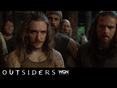 Outsiders Season 2 (Promo 'Uncover the Biggest Secret')