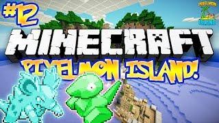 """BOSSES EVERYWHERE!"" - PIXELMON ISLAND ADVENTURE! (Minecraft Pokemon Mod) - #12"