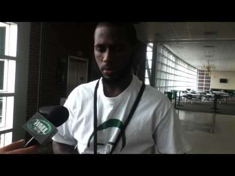 Rakeem Cato Interview 9/12/2011 video.