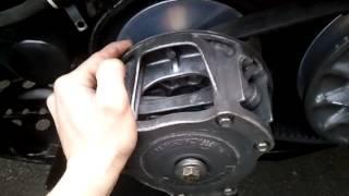 10. Polaris sportsman clutch noise