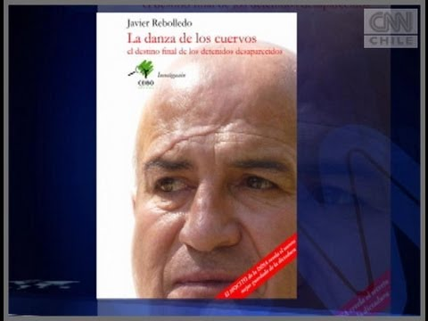 devela - Javier Rebolledo, autor de