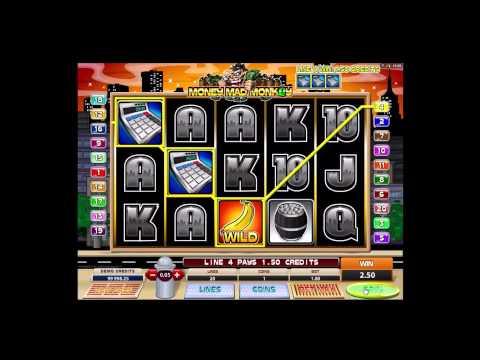 Money Mad Monkey Slots - Bitcoin Casino Games