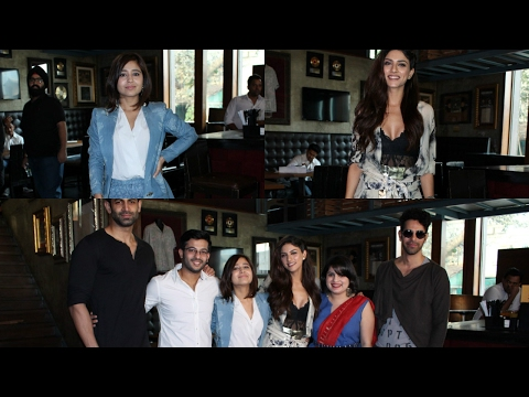 Shweta Tripathi, Sapna Pabbi And Many Others AT PC Of Girl In The City