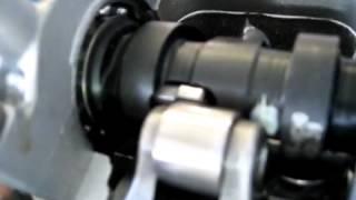 9. CRF 250 auto decompression