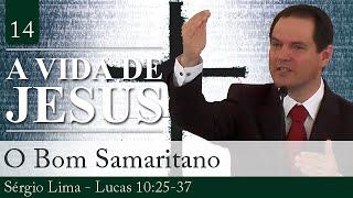 14. O Bom Samaritano - Sérgio Lima
