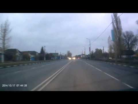 Авария в Белгородской области