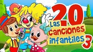 Video Las mejores CANCIONES INFANTILES MP3, 3GP, MP4, WEBM, AVI, FLV Juli 2018