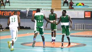 AS Douane vs Louga BC - 6e Tour Playoffs 2019