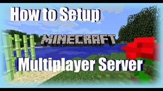 """In this tutorial, I'll be giving you a brief but informative tutorial in the creation of a Minecraft Multiplayer SMP Server.Items you'll need:- Legitimate copy of Minecraft- Server Software- Internet ConnectionSteps:1. Go to http://www.minecraft.net, and Install the Minecraft Server file. (Minecraft_Server.exe) (For PC) (For Mac and Linux download the .jar file)2. Create a Server folder, and place the Minecraft Server File in that folder.3. Open Command Consule, and enter """"ipconfig""""4.  Look for IPv4 Address.  Remember the last digits following 192.168.1.(    )5. Open a new tab in web browser, and enter 192.168.1.1  (Commonly Username:admin Password:admin)6. Click on """"Application and Gamming"""" -Change Both Ports to 25565-Change IP Address to the IPv4 Address (last digits)7.Save Changes8.  Open Minecraft Server File inside Server Folder9.  Visit http://www.whatsmyip.org/10 Your iP + :25565(i.e (iP) 12.345.678.90:25565 (Port)11.  Enjoy playing on your server!If you enjoyed this video, and your server setup was successful, please like the video.  If this process did not work for you or you have any questions, please leave a comment in the description, and I will try to respond ASAP.  Sincerely iTechPod"""