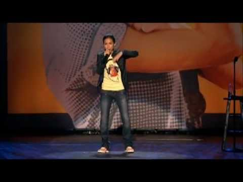 Anjelah Johnson Beat Box clip