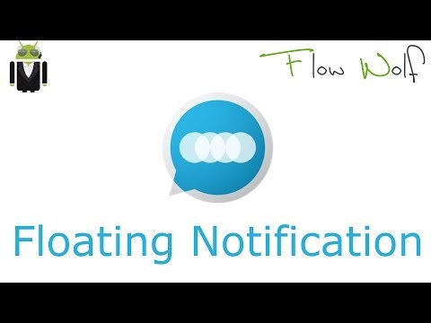 Video of Floatifications (Trial)
