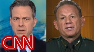 Video Tapper grills Sheriff Israel over school shooting response MP3, 3GP, MP4, WEBM, AVI, FLV Oktober 2018
