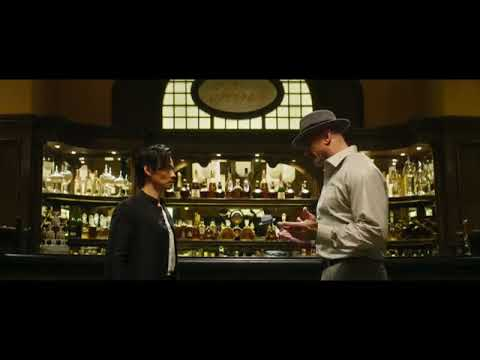 Last fight scene. Master z. IP man legacy