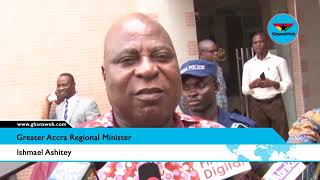 Government will benefit from GAMA project – Ishmael Ashitey