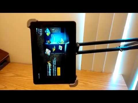 Taotronics Swing Arm Tablet Stand Review (TT-HS07)