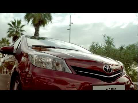 Nuova toyota yaris - video 2
