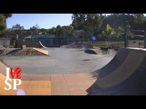 Charles L. Lewis III Memorial Skate Park - San Diego - CA