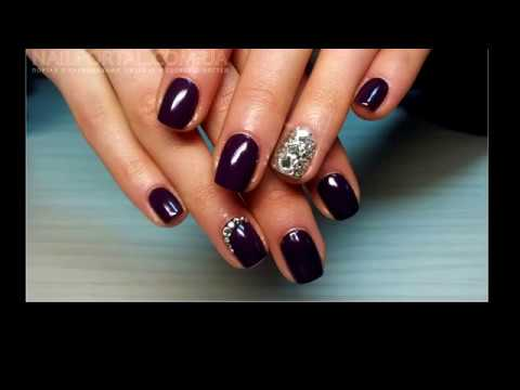 DIAMONDS naildesign nageldesign mit STEINCHEN 2018 // Beauty Tipps
