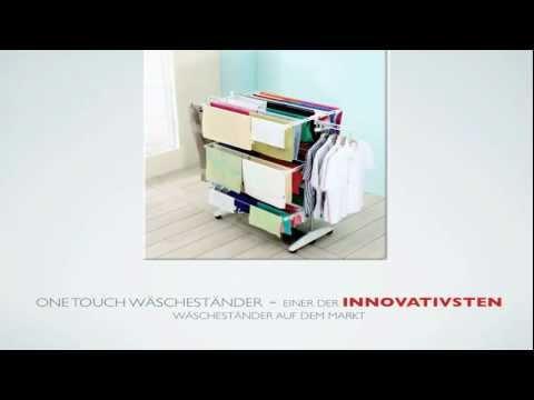 One Touch Wäscheständer® by G-Telware
