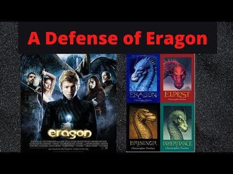 A Defense of Eragon