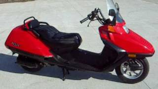 4. 2006 HONDA HELIX 250 SCOOTER $2200 WWW.RACERSEDGE411.COM