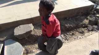 Rajahmundry India  city photos gallery : Leper Colony in Rajahmundry, India