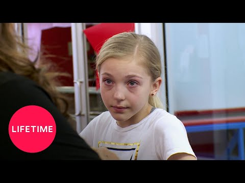 Dance Moms: Brynn Struggles With Her First Duet With A Boy (season 6 Flashback) | Lifetime