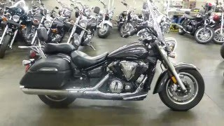 1. 2012 Yamaha V star 1300 Tourer