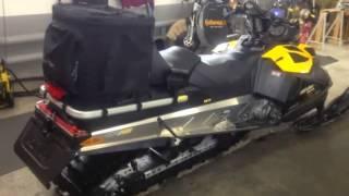 3. Продам снегоход BRP Ski-Doo Skandic WT 600 ACE