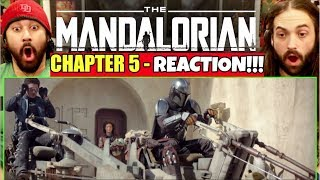 THE MANDALORIAN | Chapter Five: The Gunslinger - REACTION!!! by The Reel Rejects