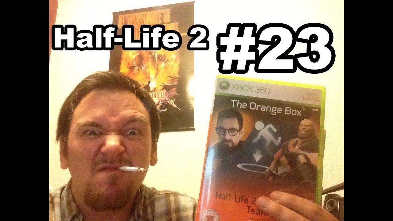 Speedy Renton: Half-Life 2 (Part 23)