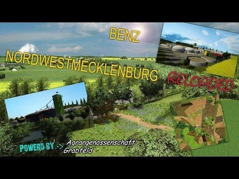 Benz Nordwestmecklenbug v1.3 Reloaded