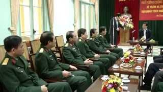 Thủ tướng Chính phủ Nguyễn Tấn Dũng dâng hương tưởng niệm và trồng cây lưu niệm tại Khu Di tích K9