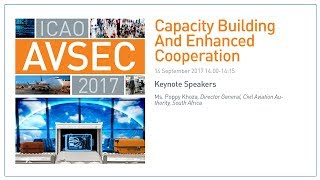 Nonton #AVSEC 2017: Capacity Building and Enhanced Cooperation Film Subtitle Indonesia Streaming Movie Download